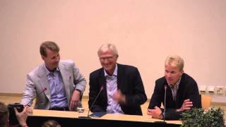 Panel discussion - SHOW THE WAY – NEVER FOLLOW - LUT - 3.9.2015