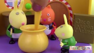 Peppa Pig Once Upon a Time Woodland Playset ♥ Jouets Il était une fois