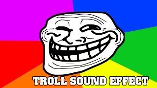 No-copyright  TROLL sound effect