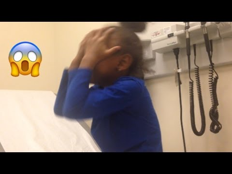 Kid has panic attack- VLOG