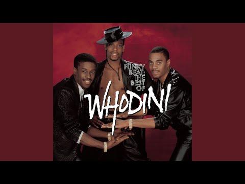 The Whodini Mega Mix
