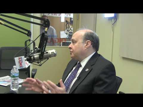 Mass. Senate President Stan Rosenberg talks about the marijuana ballot question