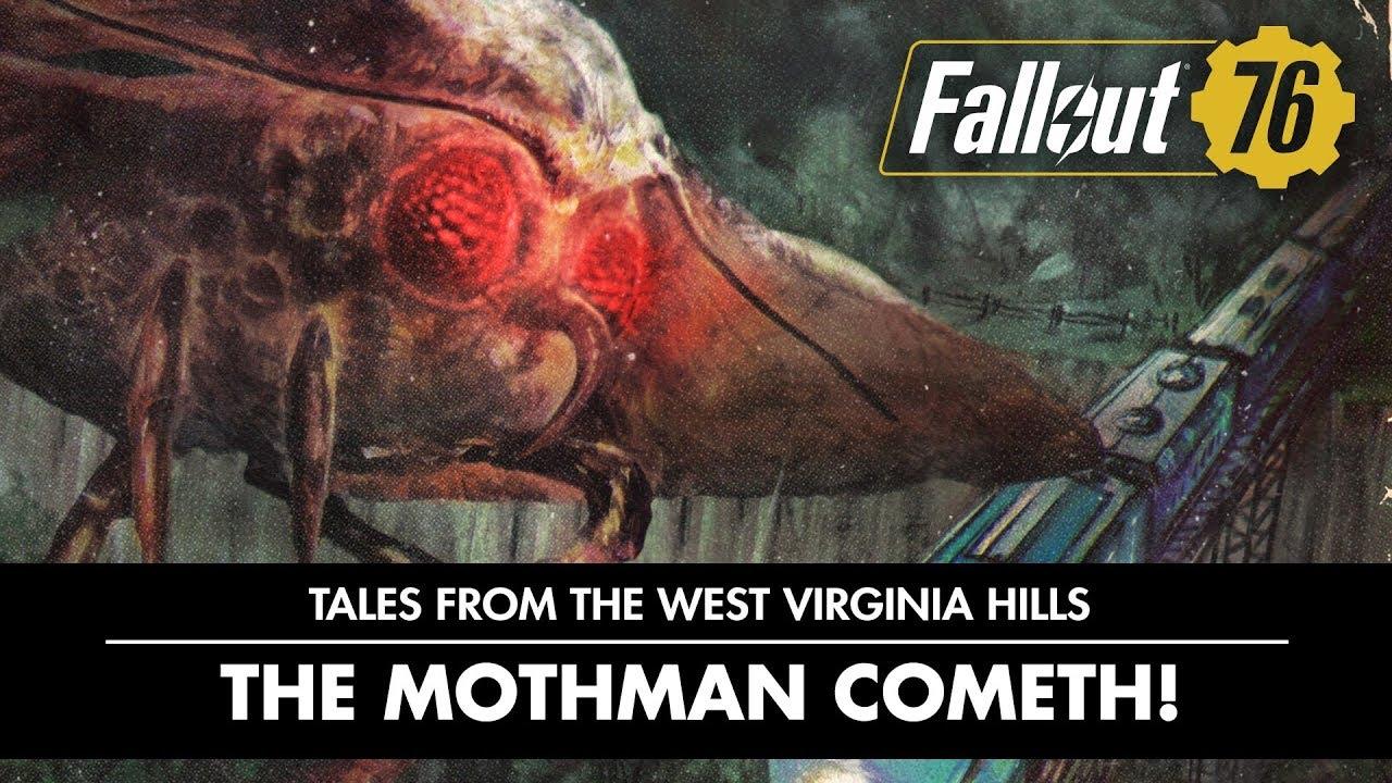 Relatos de las colinas en Fallout 76
