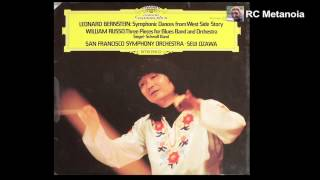 WILLIAM RUSSO Three pieces for Blues and Symphony Orchestra FULL ALBUM HIGH QUALITY