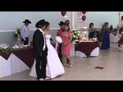 Boda De Beto Y Anayeli in Dallas tx 1 bailes y jaripeos potocinos , YouTube
