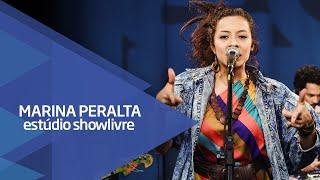 """Luz"" - Marina Peralta no Estúdio Showlivre 2015"