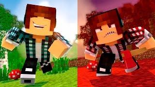 Minecraft : CASA DO AUTHENTIC REVERSO- ( Mundo Reverso #01)