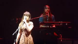 Angus and Julia Stone -  Durch Die Schweren Zeiten (Udo Lindenberg cover) Zenith München 2017-11-03