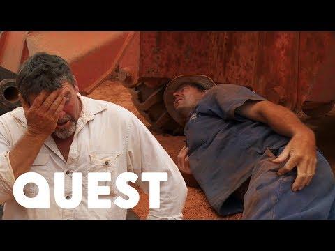 Screeching Halt | Aussie Gold Hunters