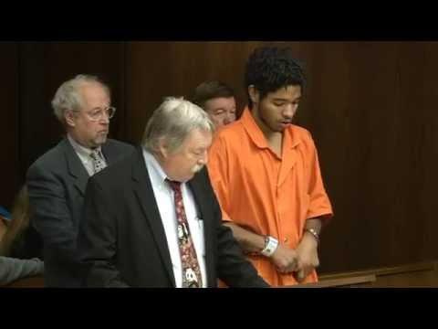 Reggie McCray appears in Toledo Municipal Court