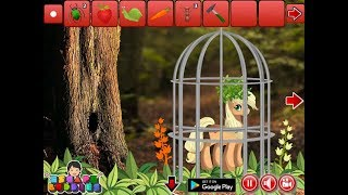 Escape Pony from Bush Forest Walkthrough [EscapeBuddies]