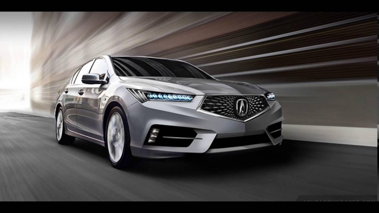 2017 acura rlx luxury car all new youtube. Black Bedroom Furniture Sets. Home Design Ideas