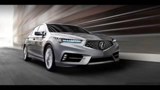 2017 Acura RLX | Luxury Car All New