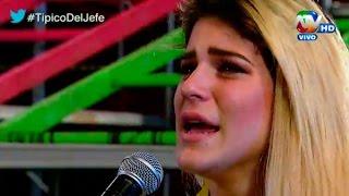 COMBATE: Macarena Vélez acusa a Israel, André y Fabio de burlarse de ella