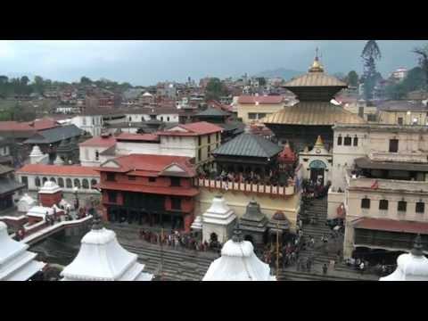 Maha Shivaratri Festival 2013 at Pashupatinath Temple, Kathmandu