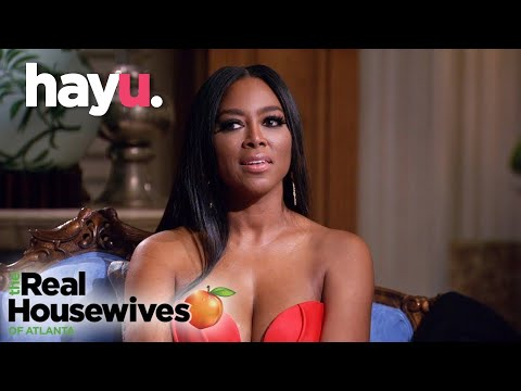 Did Kenya Invent A Boyfriend? | The Real Housewives Of Atlanta