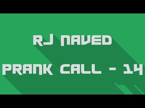Hame Bilkul Pasand Nahin Aaye - RJ Naved Prank Call - 14