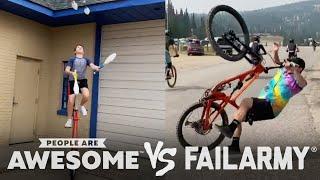Wins and Fails! | Pe๐ple Are Awesome vs. FailArmy