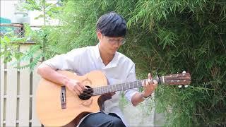 ปรากฏการณ์ - โต๋ ศักดิ์สิทธิ์ [Fingerstyle Guitar Cover]   Kawin
