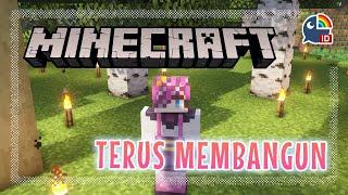 【Minecraft】World Server: Terus Membangun【NIJISANJI ID | Derem Kado】