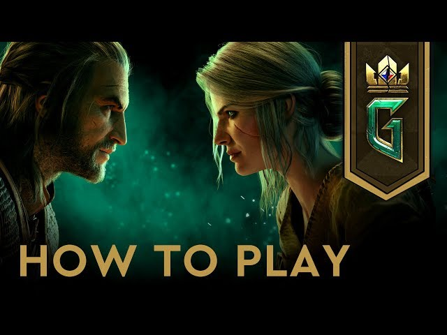 Gwent: The Witcher Card Game (видео)