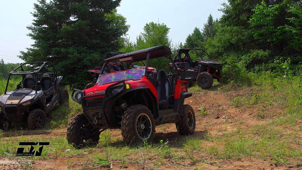 Evolution of the RZR: Which One Is The Best?