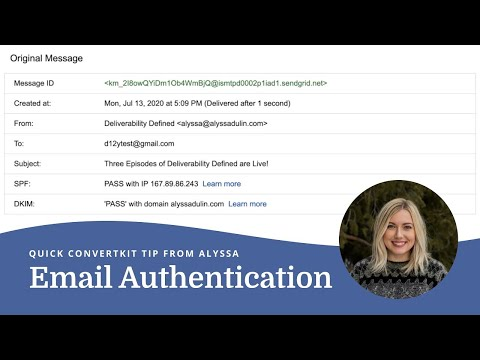 How to ensure your emails are authenticated