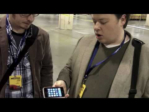 Justin McElroy, Joystiq Reviews Editor, talks iPhone games with FTWApps.com - PAX East 2010