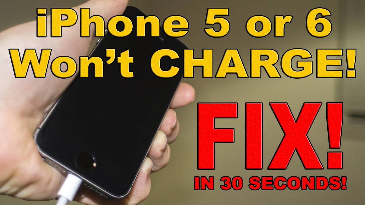 why iphone wont charge iphone 5 wont charge fix iphone 6 16501