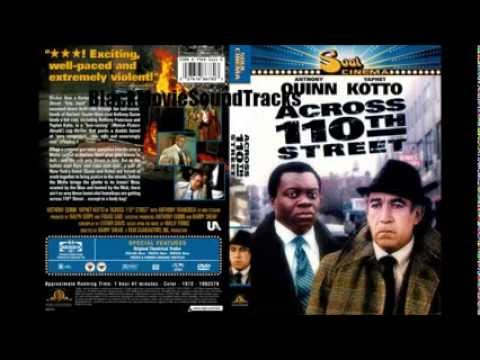 ACROSS 110TH STREET SOUNDTRACK 1972