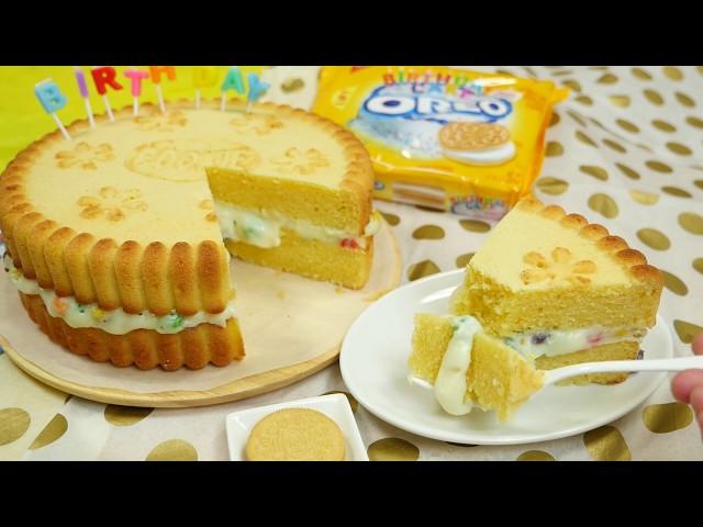 Birthday Cake From Oreo Nurtrition Price