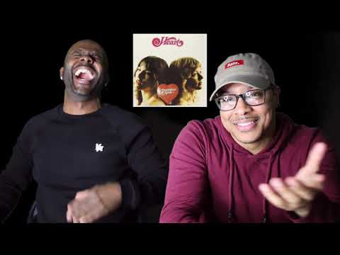 Heart - Crazy On You (REACTION!!!)