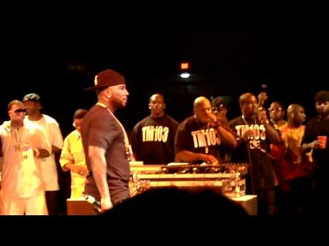 """Young Jeezy - """"Put on for my city"""" LIVE Houston, TX 2010"""