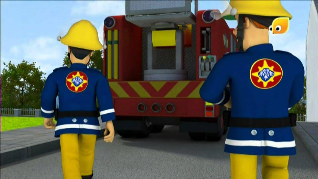 سامي رجل الاطفاء براعم
