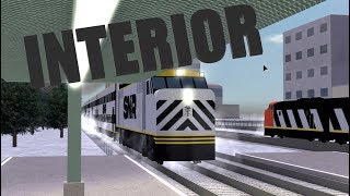 Interior!   Rails Unlimited   Roblox