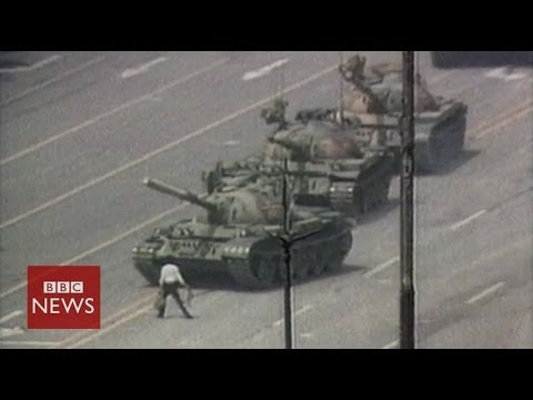 What happened at Tiananmen? Explained in 60 seconds - BBC News