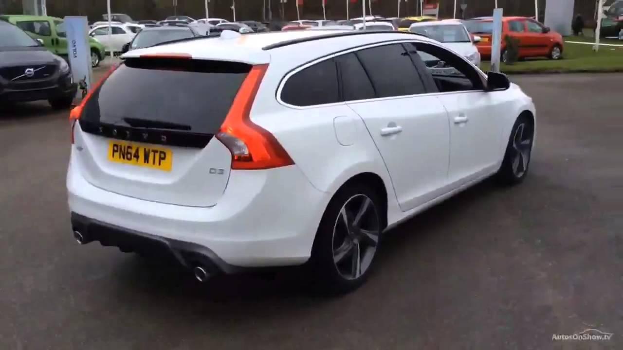 2014 volvo v60 d3 r design youtube. Black Bedroom Furniture Sets. Home Design Ideas