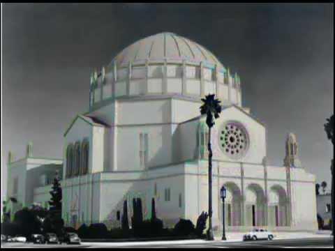3D Model Wilshire Boulevard Temple