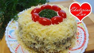 КАБАЧКОВЫЙ ТОРТ с помидорами и сыром ПП обед ужин Кабачки Рецепты