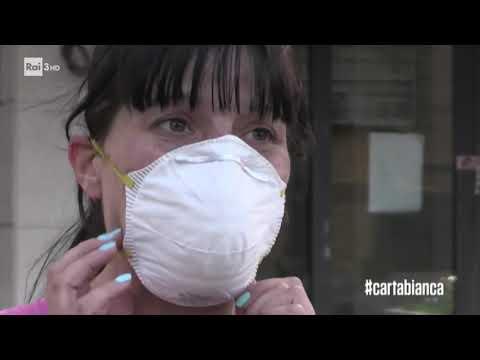 L'emergenza e i nuovi poveri - #cartabianca 14/04/2020