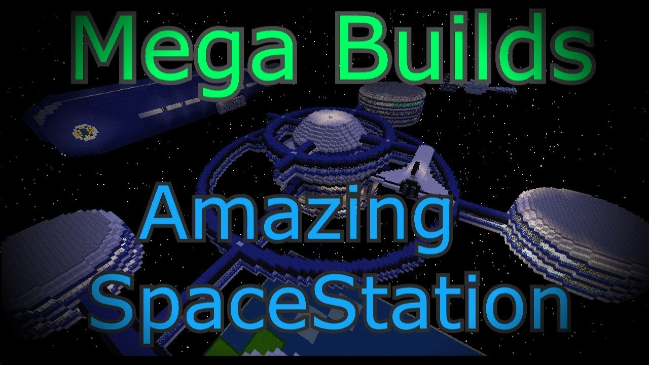 Minecraft mega builds 2014 amazing spacestation building and minecraft mega builds 2014 amazing spacestation building and spaceship huge tekkit map by tomz youtube gumiabroncs Choice Image