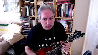 The Leitrim Fancy (jig) on mandolin