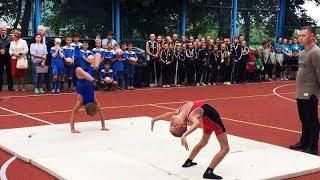 «Швидше, вище, сильніше!» – бориспільські спортсмени провели Олімпійський урок