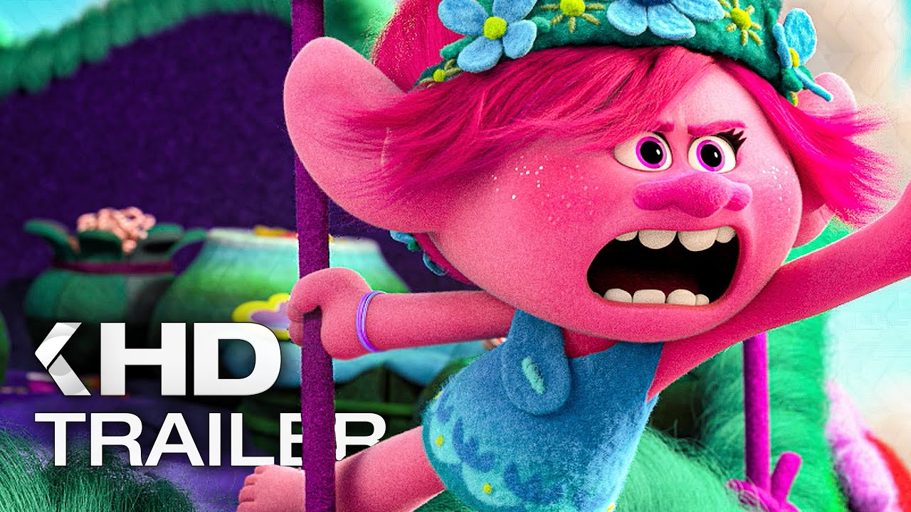Trolls Trailer Deutsch