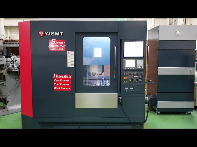 YJSMT Smart CNC Machine