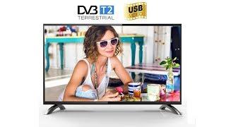 Haier TV B9100 Series (Support Siaran Digital myFreeview / USB Movie)