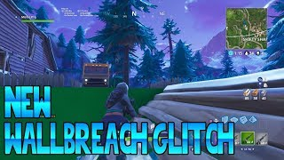 *NEW* WALLBREACH GLITCH ON FORTNITE