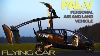 Flying Car: PAL-V (Personal Air and Land Vehicle)