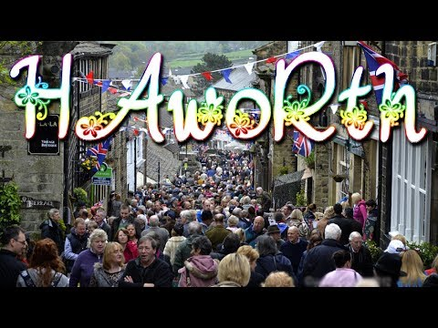 Haworth | A Historical and Beautiful Village of West Yorkshire