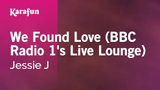 Karaoke We Found Love (BBC Radio 1